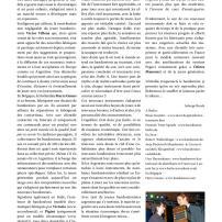 Article sur le bandonéon (5) paru dans la revue Tout Tango n° 13 Octobre-Novembre-Décembre 2007 - 2ème page