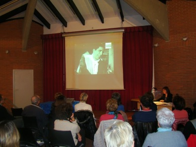 Conférence Si le Tango m'était conté à la Médiathèque de Ramonville (31) le 26 novembre 2016 © Pascal Franc