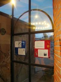 Exposition Carlos Gardel ou le tango universal du 15 au 26 novembre 2016 à la Médiathèque Simone de Beauvoir de Ramonville (31) © Pascal Franc