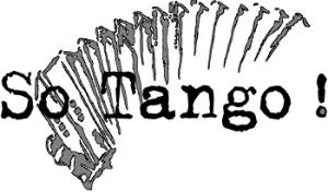 Logo So Tango (Gris)