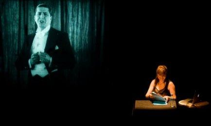 CONFERENCE - le Tango au Cinéma au Théâtre des Nouveautés à Tarbes © Olivier Elissalt