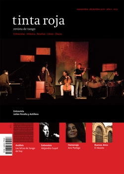 CONSEIL - Revue Tinta Roja de Vanina Steiner