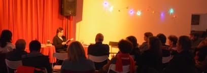 LECTURE DU SUD - Avec et sans nostalgie de Mario Benedetti le 16 janvier 2016 à Tangueando Toulouse © Julio Navarro