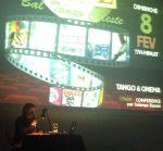 Conférence - Le Tango au cinéma - Février 2015 - La Bellevilloise, Paris