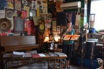 Lecture à voix haute - Tarbes en Tango 2016 - © Olivier Laval