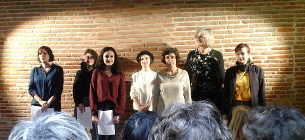 LECTURE - Les Entendre Dire - 31/03/2016 - Musée des Augustins, Toulouse