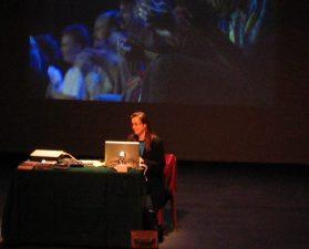 Conférence sur le bandonéon - 6 mai 2006, Grau du Roi.