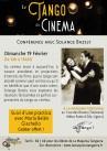 Conférence le Tango au Cinéma, Dimanche 19 février 2017, La Maquina Tanguera, Toulouse