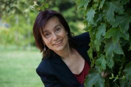 Solange Bazely au vert, Toulouse, Mai 2016 © Daniel Marc