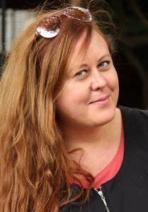 Vanina Steiner, directrice de la revue Tinta Roja