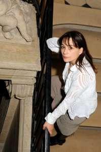 Laura Alcoba (© Catherine Hélie- éditions Gallimard)