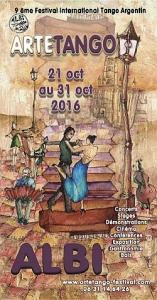 Festival Artetango d'Albi 2016