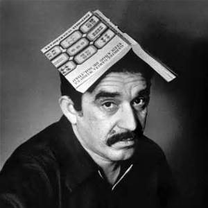 L'écrivain Gabriel Gacria Marquez
