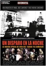 Affiche du documentaire Un disparo en la noche d'Alejandro Diez
