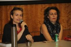 Présentation du Dictionnaire Passioné du Tango avec Gwen-Haël Denigot à la Médiathèque d'Albi, octobre 2016