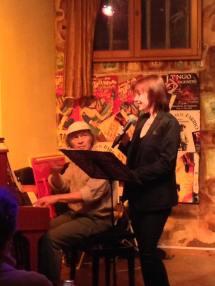 Lecture musicale - Les classiques du tango - Première toulousaine le 19/11/2016 © Martine Kroon