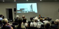 """Conférence """"Les poètes du Tango"""" à Mulhouse - Juin 2017 © Michel Demas"""