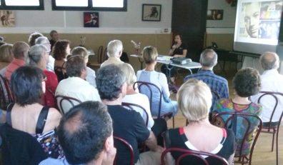 Conférence sur Anibal Troilo à Montauban Couleur Tango - Octobre 2014
