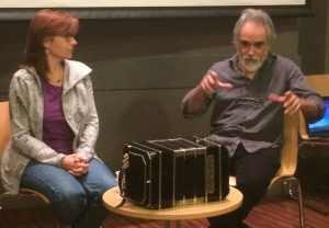 Oscar Fischer au 10ème festival Artetango d'Albi, Octobre 2017, © Helios Vidal