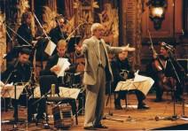 EB y orquesta el arranque